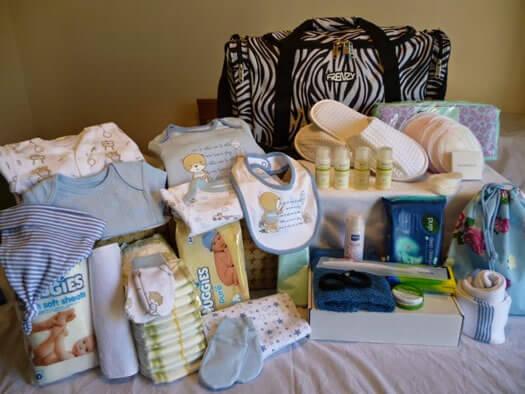 Bebeğinizin İlk Eşyaları Ve Hastane Çantası